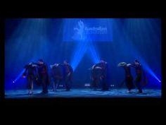 Australian Dance Festival 09  Kizomba/Zouk Latin Motion