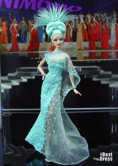 Ninimomos Barbie. Австралия и Океания. 2009/2010