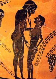 картинки греческая вазопись