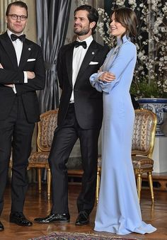 14 March 2019 - The King and the Queen of Sweden host a gala dinner for members of the Swedish Parliament at Stockholm Royal Palace Queen Of Sweden, Princess Sofia Of Sweden, Princess Estelle, Princess Charlene, Princess Madeleine, Princess Eugenie, Crown Princess Victoria, Beauty And Fashion, Fashion Looks