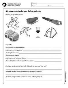 Algunas características de los objetos
