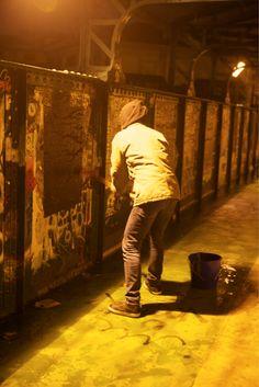 NO GODS Project #01 Milan Porta Genova Bridge