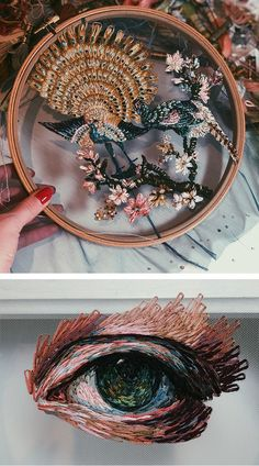 Art inspiration...Идеи контента для магазина рукоделия