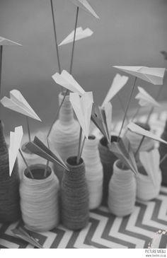 Paper Planes wedding inspiration {Picture Me&U}