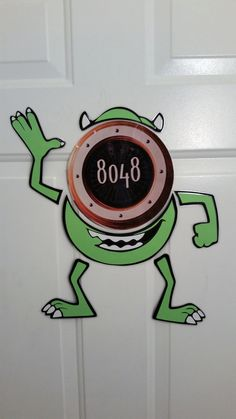 Mike Wazowski Monsters Inc University Body by Ashalinaballerina