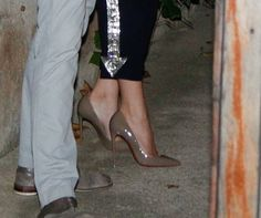 CHRISTIAN LOUBOUTIN So Kate in Taupe