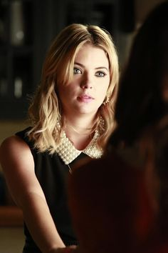 Hanna is GORGEOUS! Tune in to all new episodes of Pretty Little Liars Tuesdays at 8/7c, only on ABC Family!