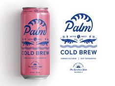 To the tune of some Palm-wine music. Palm Coffee Komodo Cold Brew by Zeki Michael. Click the link in our bio to learn more about this… Beverage Packaging, Coffee Packaging, Bottle Packaging, Brand Packaging, Packaging Design, Food Packaging, Chocolate Packaging, Pretty Packaging, Label Design
