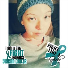 True fighter phuck cancer teal ribbon diva