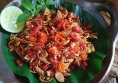 SAMBAL EMBE BALI simply tasty