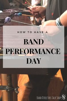 Having a band performance day is a great way to motivate your middle school band students, especially kids in beginning band. Band directors, click here for a great article that explains how to host your first performance day! This memorable day will motivate your leaders, teach your band students how to perform well on their instruments and help all students be successful. For more great concert band tips, visit BandDirectorsTalkShop.com! #banddirectorstalkshop #beginningband #concertband Music Lesson Plans, Music Lessons, Music Classroom, Music Teachers, Future Classroom, Classroom Ideas, Band Problems, Middle School Music, Band Director