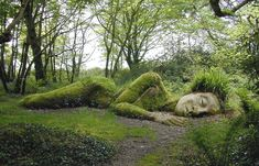 Mud Maid - The Lost Gardens of Heligan