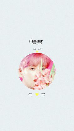 EXO Chanyeol Wallpaper #KoKoBop #TheWarEXO © xo_pitapat