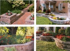 cheap diy Landscaping Ideas For Small Yards | DIY landscaping ideas, plans, and landscape design tips for front yard ...