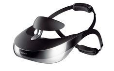 New Personal 3D Viewer with Twin OLED Screens.