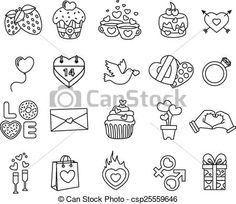 clipart vector images love valentines - Google Search