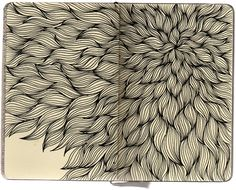 Stephanie Kubo - I love the way she uses only one pattern to draw you in or out.
