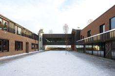 Gallery of Sørli School / Filter Arkitekter - 11