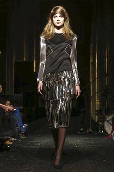 Gosia Baczynska Ready To Wear Fall Winter 2015 Paris