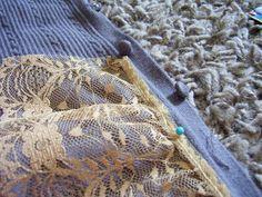 Modest Fashion Sense: A Little Lace Goes A Long Way