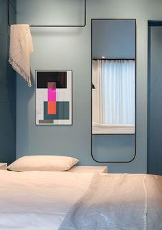 Inner City Blues: Casa Ljungdahl in Stockholm, Sweden by Note Design Studio DIAiSM ACQUIRE UNDERSTANDING  ATTAISM TJANN