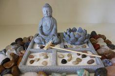 Large Meditating Ceramic Buddha