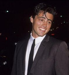 Young & very yummy Joey Tribianni, that smile just makes me light up!