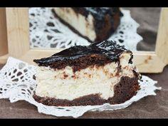 Pasca poloneza cu glazura de ciocolata - YouTube Tiramisu, Make It Yourself, Ethnic Recipes, Youtube, Food, Essen, Youtubers, Yemek, Youtube Movies