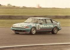 Rover Vitesse - ETC Silverstone Tourist Trophy 1984 Touring, Car 15, Vintage Race Car, All Cars, Automotive Industry, Cars Motorcycles, Classic Cars, Automobile, Hatchbacks