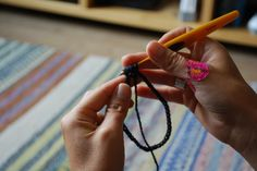 The Puk Project: How to crochet puff stitches(DIY på dansk)