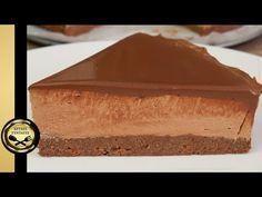 Cheesecake Σοκολάτας ! Δεν σου φτάνει ένα κομμάτι... - ΧΡΥΣΕΣ ΣΥNTΑΓΕΣ - YouTube Cheesecake, Desserts, Food, Youtube, Tailgate Desserts, Deserts, Cheesecakes, Essen, Postres