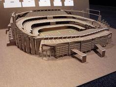 Stadium by Ingrid Siliakus
