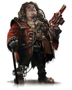Dwarf Governor