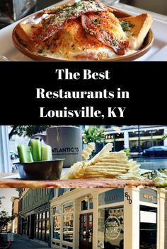 12 of the Best Restaurants in Louisville, Kentucky Kentucky Attractions, Louisville Restaurants, Kentucky Vacation, Louisville Things To Do, Louisville Kentucky, Bourbon Kentucky, Kentucky Derby, Food Places, Best Places To Eat