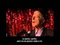 Tower of Song - Leonard Cohen - Subtitulos Español - con U2