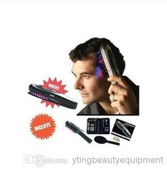 Wholesale Unprocessed Virgin Hair - Buy Power Grow Laser Comb Kit Regrow Hair Loss Therapy Cure with Head Massager, $18.85 | DHgate