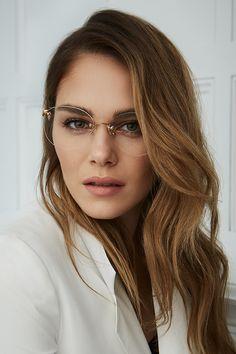 ANNA glasses, a collaboration BonLook X Maripier Morin.
