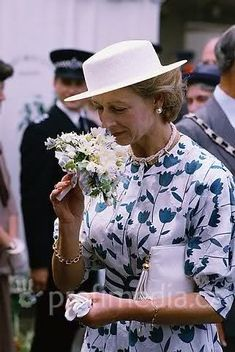 Princess Alexandra, The Hon. Lady Ogilvy (b. 25 December 1936) is a first cousin of the Queen, and sister to the Duke of Kent (b. 1935) and Prince Michael of Kent (b. 1942).