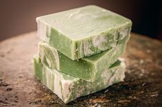 Clover and Aloe Handmade Bar Soap Organic by FriendlyBodyProduct