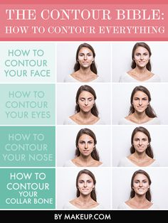Here's everything you need to know about contouring.