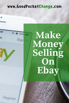 Here is how I made money selling on ebay.