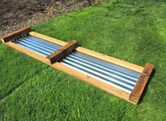 If space is an issue the answer is to use garden boxes. In this article we will show you how all about making raised garden boxes the easy way. We all want to make our gardens look beautiful and more appealing. Raised Bed Frame, Metal Raised Garden Beds, Raised Flower Beds, Building A Raised Garden, Raised Planter, Raised Beds, Raised Gardens, Galvanized Planters, Metal Planter Boxes