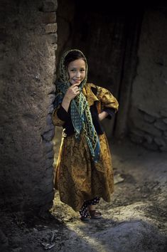 Afghan Child | Steve McCurry