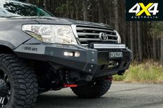 The neatest Toyota Land Cruiser in the country also packs one hell of a punch – worth! Land Cruiser 120, Toyota Land Cruiser 100, Fj Cruiser, Toyota Lc, Toyota Hilux, New Trucks, Custom Trucks, Audi Tt, Ford Gt