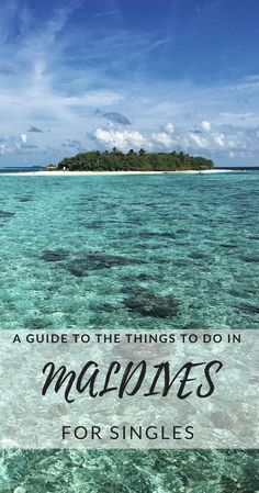 Are the Maldives only for couples? Read this post for the 10 best things to do in Maldives with or without a partner! Vacation Places, Places To Travel, Travel Destinations, Places To Visit, Italy Vacation, Visit Maldives, Maldives Travel, Maldives Trip, Asia Travel