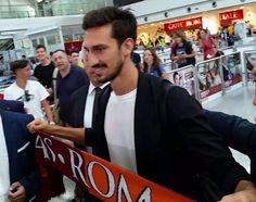 Astori raggiunge la Roma negli States