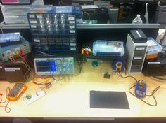 our hardware lab