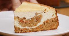Le meilleur des deux mondes: Le gâteau aux carottes et le gâteau au fromage enfin réunis