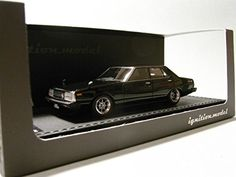 ignition model 1/43 Nissan Skyline 2000 GT-EL (C211) Black (Hayashi Wheel) イグニッションモデル http://www.amazon.co.jp/dp/B00XONA2VM/ref=cm_sw_r_pi_dp_pPazwb1W12WQ2