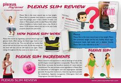 Visit this site https://www.plexuspreferred.com/plexus-slim/#.VH1Q0Mle_V0 for more information on Plexus Slim Review.